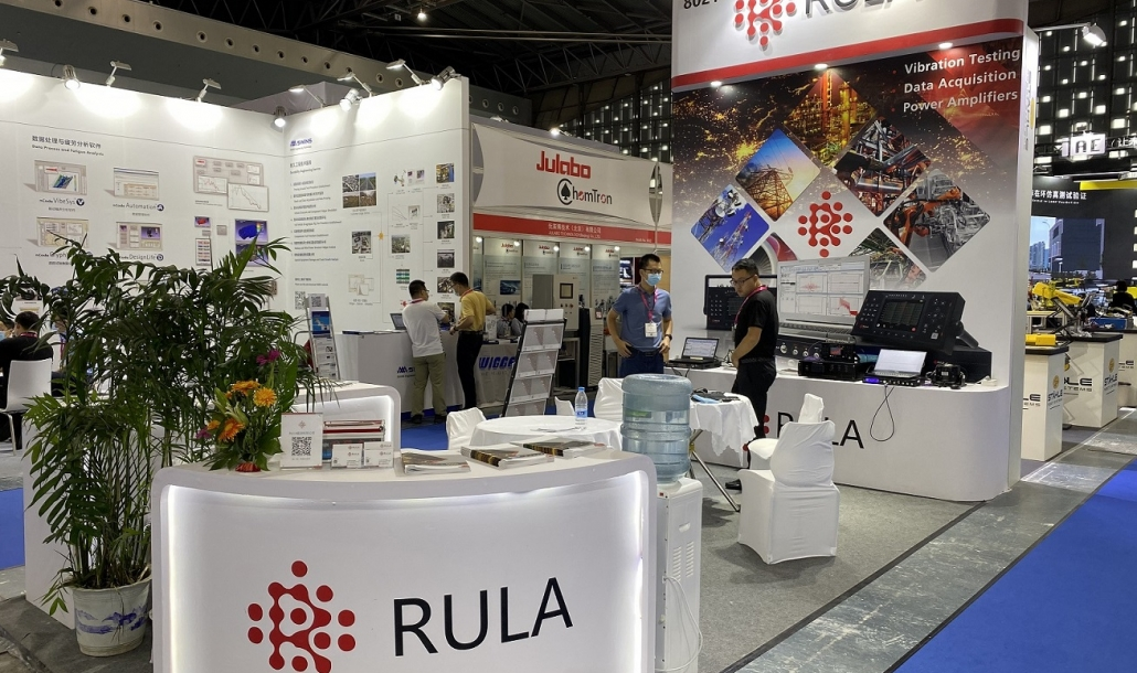 RULA Technologies at Automotive Testing Expo China